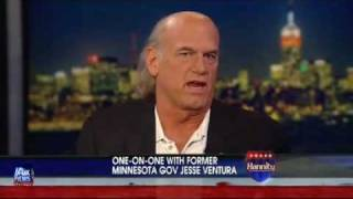 Video Shawn Hannity gets owned by Jesse Ventura on Shawn's own show. MP3, 3GP, MP4, WEBM, AVI, FLV April 2018