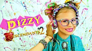Descendants 2 Dizzy Makeup and Costume