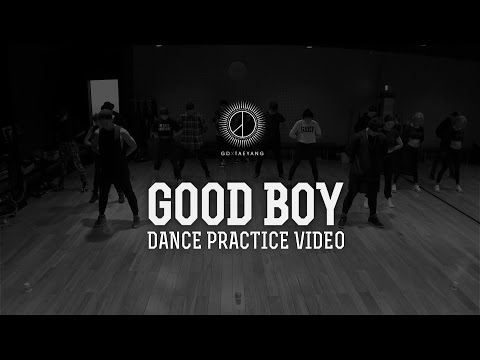 BIGBANGのG-DRAGONとSOLの「GOOD BOY」のダンス練習映像が公開