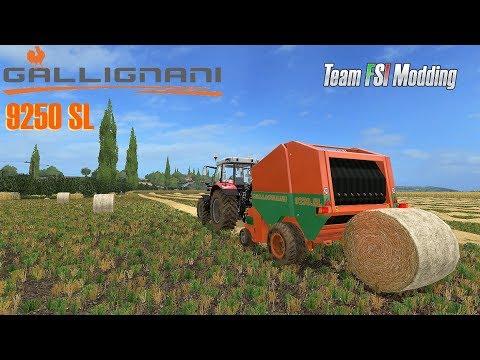 Gallignani 9250 SL v1.0.0.0
