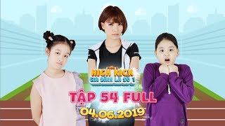 Video Gia đình là số 1 Phần 2 | tập 54 full: Thám Hoa quyết tâm huấn luyện Lam Chi để vượt mặt Tâm Anh MP3, 3GP, MP4, WEBM, AVI, FLV Juli 2019