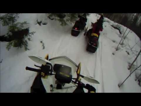 X-RS Trail Head 1