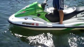3. Kawasaki STX-R 1200 Jet Ski
