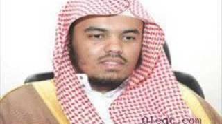 سورة الفجر - الشيخ ياسر الدوسري