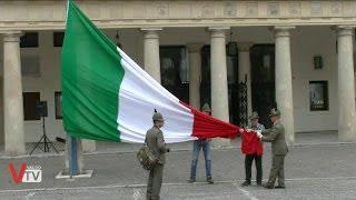 Inaugurazione ed intitolazione piazza 7° Reggimento Alpini