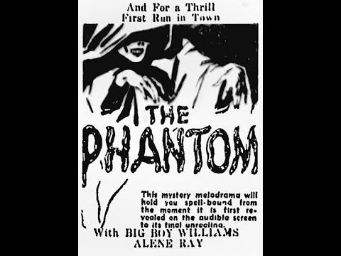 The Phantom 1931 HORROR