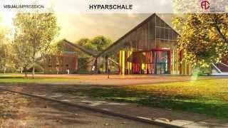 Hyparschale