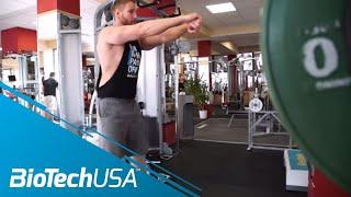 2. nap: férfi tömegnövelő edzésterv
