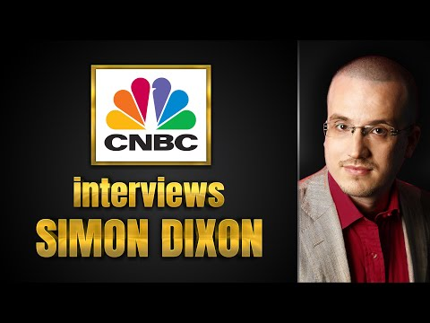 Bitcoin's Untapped Value – Simon Dixon on CNBC