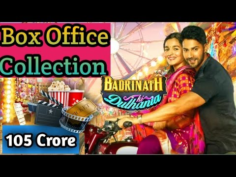 Badrinath Ki Dulhania 5th Day Box Office Collection_ Varun Dhawan_ Alia Bhatt_ Karan Johar