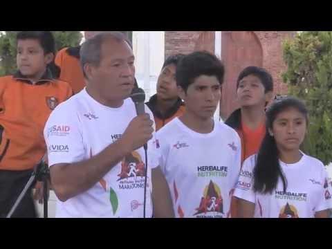 MUNICIPALIDAD DE ABANCAY RECEPCIONÓ A LOS NUEVOS CHASQUIS DEL PERÚ