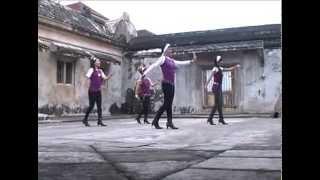 Jogja Istimewa - Line Dance ULD Yogyakarta