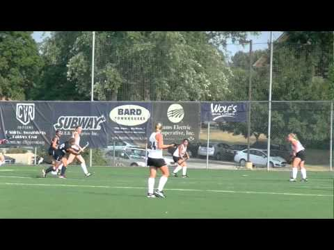 9/1/2015 LCFH vs. LVC Plays of the Game