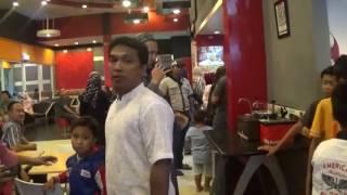 Lagu Taubat nine ball dinyanyikan di KFC SUBANG