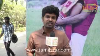 Karthick Dass at Vella Kaakka Manja Kuruvi Movie Audio Launch