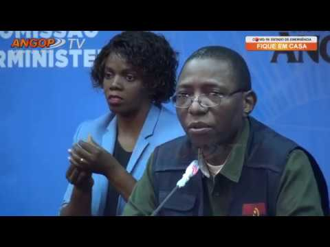 COVID-19: Angola regista décimo quarto caso positivo