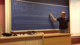 Umh0966 2013-14 Lec003.2 Álgebra Lineal. Matrices Elementales. Ejercicio 1