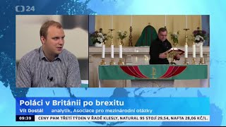 Poláci v Británii po brexitu