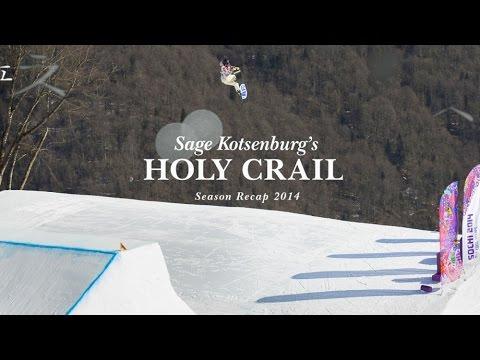 Sage Kotsenburg's 'Holy Crail' 2014 Season Recap