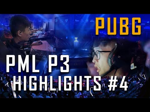 ahq PUBG | PML Phase 3 |牛奶你這樣真的母湯喔~