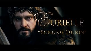 The Hobbit: 'Song Of Durin' by Eurielle - Lyric Video (Lyrics by J.R.R. Tolkien)