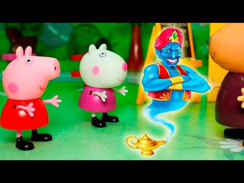 Мультики для детей Свинка Пеппа Сборник все серии подряд! Самые любимые серии малышей. Мультфильмы (видео)