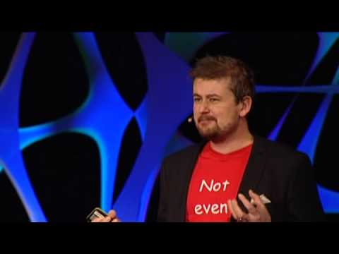 The micro frontier: Benjamin Allanach at TEDxDanubia 2013