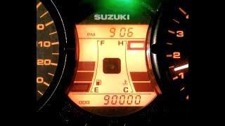 9. 100K V-Strom