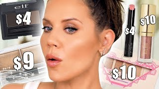 NATURAL GLAM with NOTHING OVER $10