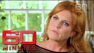 Sparks fly as Fergie storms out of interview | 60 Minutes Australia