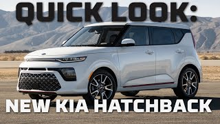 Quick Look at: The New Kia Soul | What You Need to Know | MotorTrend by Motor Trend