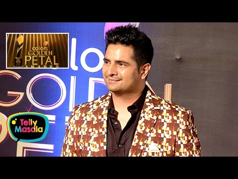 Karan Mehra Funky Look | 5th Colors Golden Petal A
