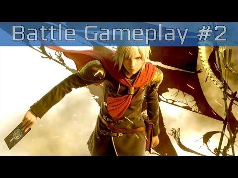 Final Fantasy Type-0 HD – Battle Gameplay #2 [HD]
