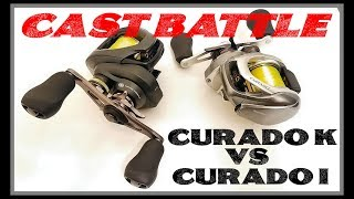 Video SHIMANO CURADO K vs CURADO I CAST BATTLE: IS THE K GREATER THAN THE I? MP3, 3GP, MP4, WEBM, AVI, FLV Mei 2019