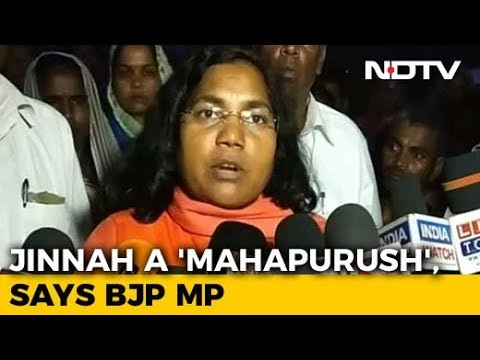 "Muhammad Ali Jinnah Was A ""Mahapurush (Great Man)"", Says BJP Parliamentarian"