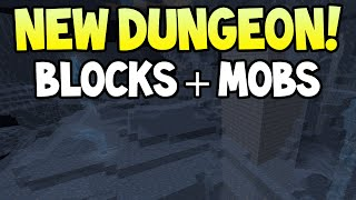 Minecraft 1.9 Update! -  New Dungeon CONFIRMED! + Blocks & Mobs + More Info!
