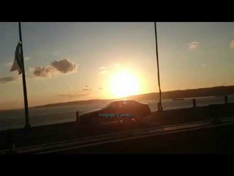 Osman Gazi Köprüsü- Körfezde Gün Batımı
