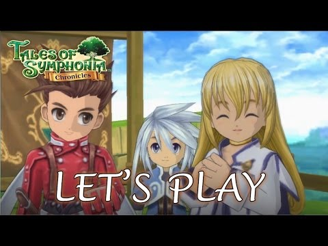 tales of symphonia getting a playstation 3 hd remake