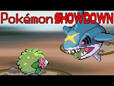 pokemon showdown | You...