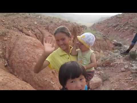Путешествие в Киргизию. Культура, красота природы. Trip to Kyrgyzstan. The Nature of Kyrgystan. (видео)