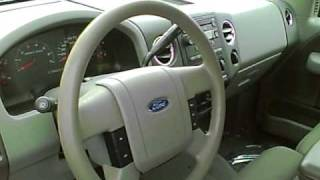 2005 Ford F150 For Sale at Sunshine Chevy, Fletcher, NC