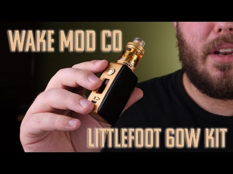 Littlefoot 60w Kit By Wake Mod Co | Super Versatile!