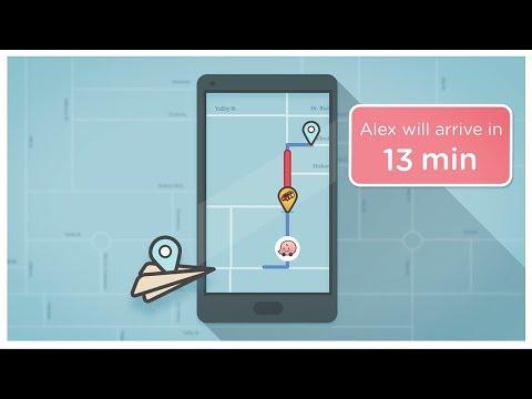 Video of Waze Social GPS Maps & Traffic