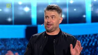 Igor Kwiatkowski - Z Synem do lekarza (XII Płocka Noc Kabaretowa 2018)