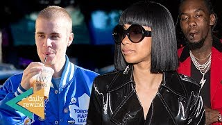 Video Justin Bieber REACHING OUT To Selena Gomez For The Holidays! Offset's Side Chick PREGNANT! | DR MP3, 3GP, MP4, WEBM, AVI, FLV Desember 2018