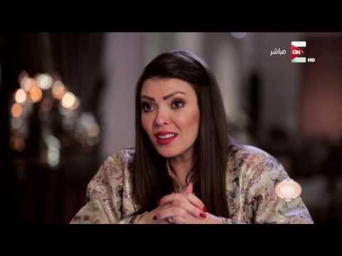 """مي عز الدين لشريهان أبو الحسن: أنا """"كيوت"""" واسألي أحمد السعدني"""