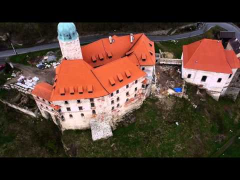 Hrad a zámek Libá