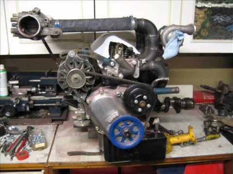 Datsun 150Y Tic työvaiheet