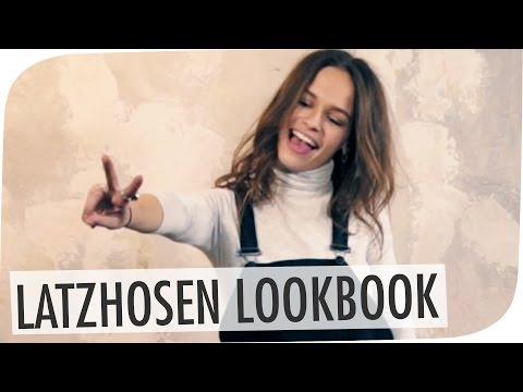 #flipfashion | Latzhosen Lookbook