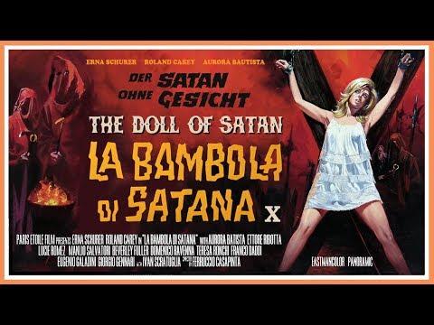 The Doll of Satan (1969) German Trailer - Color / 2:35 mins